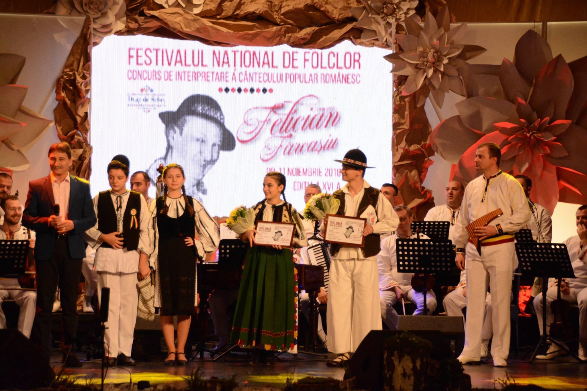Câștigătorii Festivalului F. Farcasiu