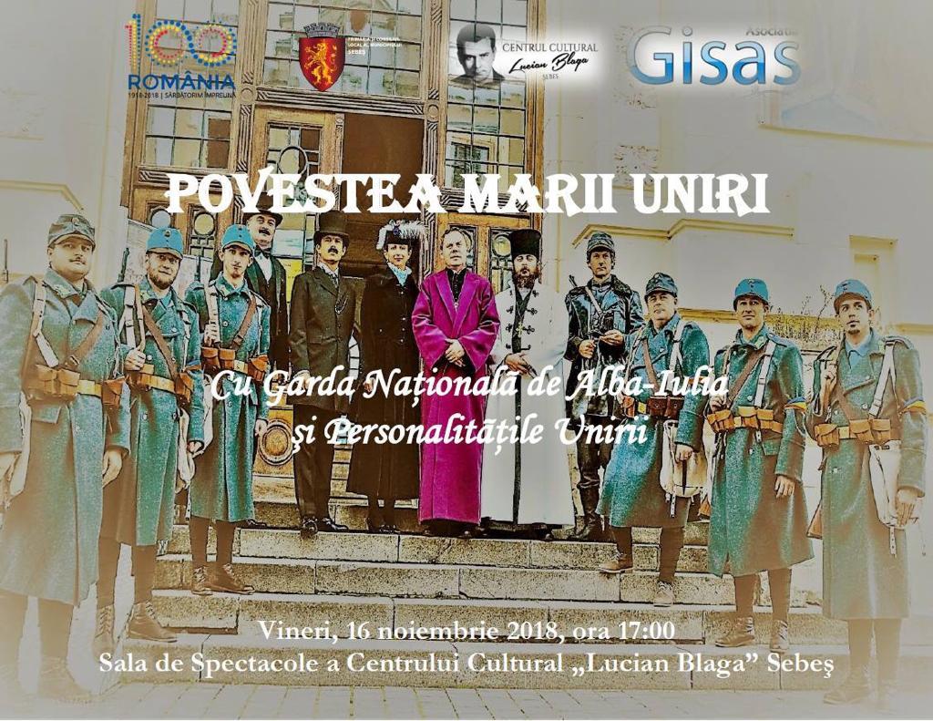 POVESTEA MARII UNIRI
