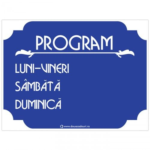 Program Primaria Municipiului Sebes