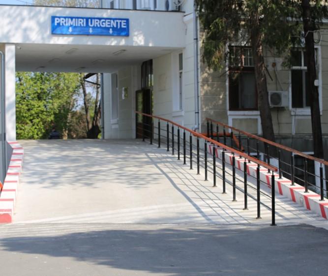 Spitalul Municipal Sebes / fonduri noi pentru dotari medicale