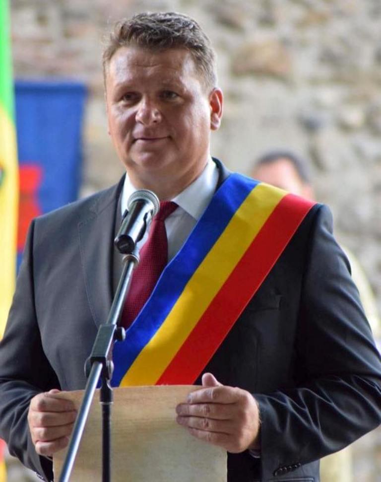 SEBEȘUL TRĂIEȘTE UNIREA – Mesajul primarului Dorin Nistor