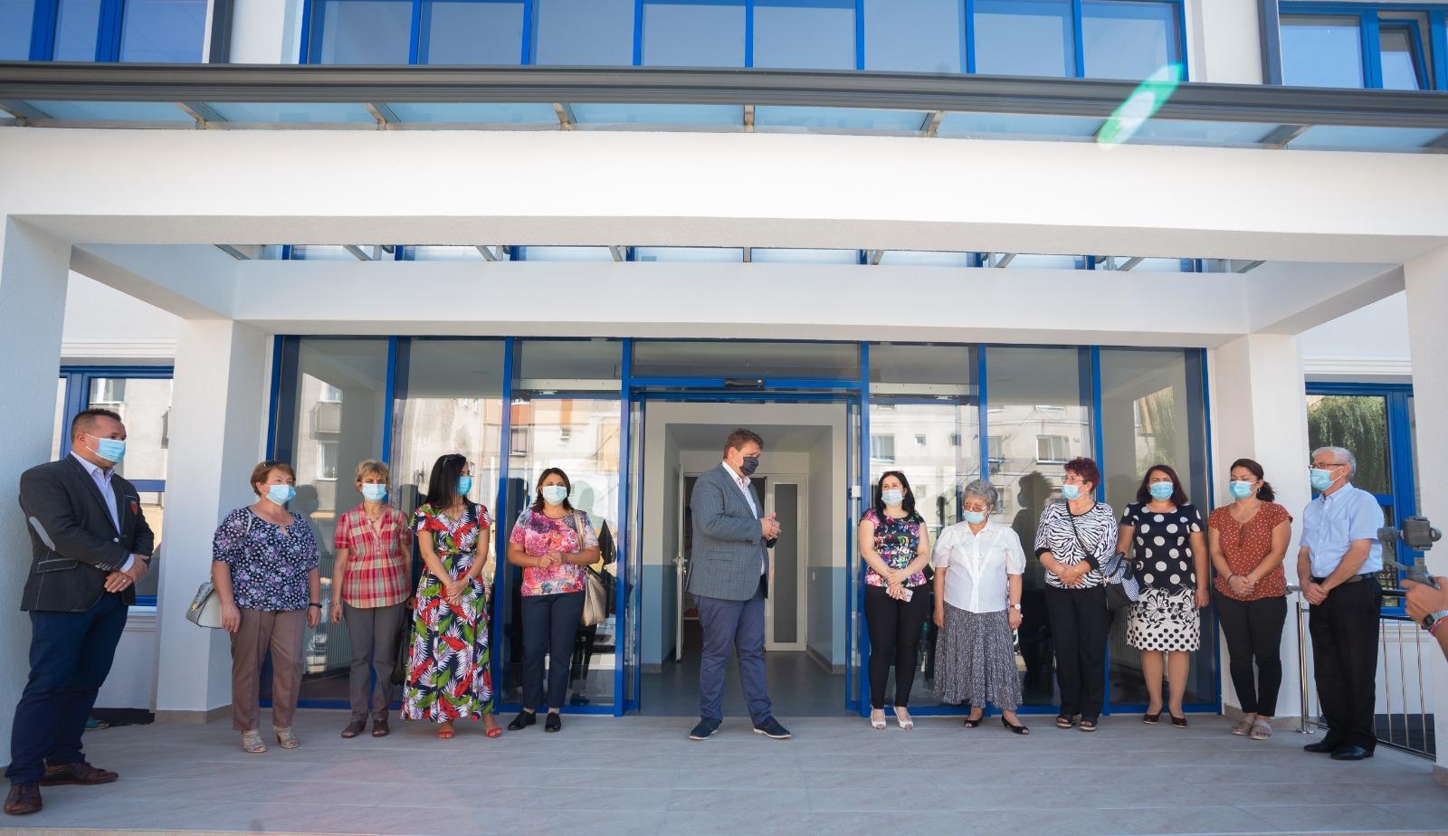 Dispensarul din cartierul M. Kogălniceanu este reamenajat și a fost predat medicilor de familie