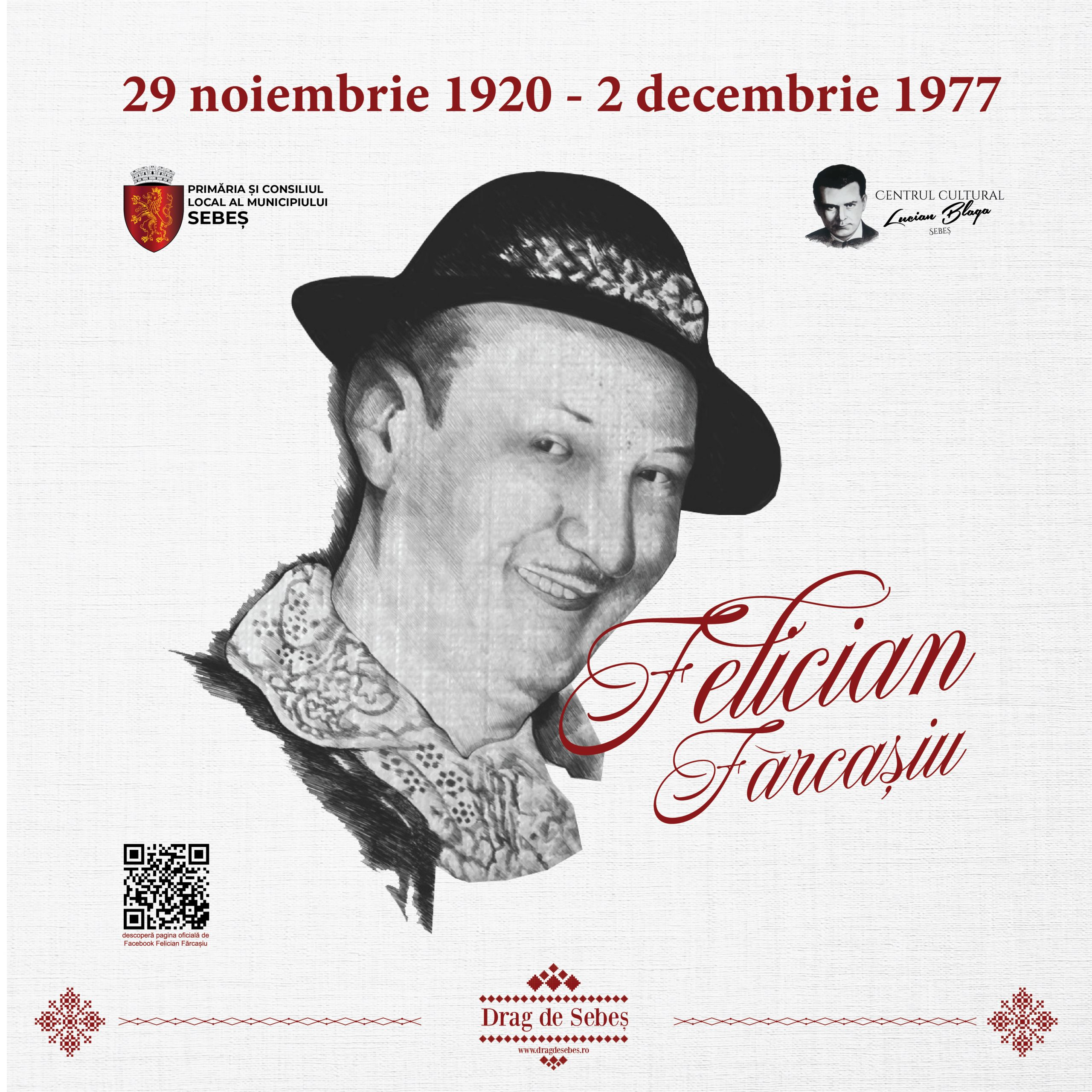 """Festivalul Naţional de Folclor """"Felician Fărcaşiu"""""""